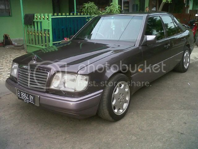 Mercedes Benz E220 Masterpiece. JUAL: mercedes benz E220
