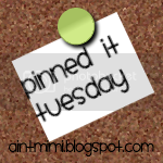  Pinned It Tuesday at Aint Mimi